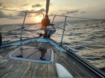 De vuelta de Menorca